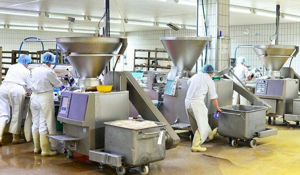 Food Mfg./Wholesaler w/RE